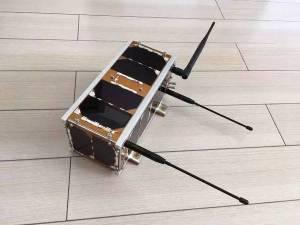 CAS-2T 145/435 MHz FM Transponder CubeSat