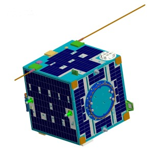 XW-2A satellite launched September 19, 2015