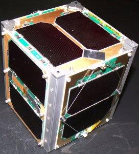Fox-1A CubeSat