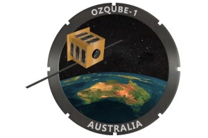 OzQube-1 Logo