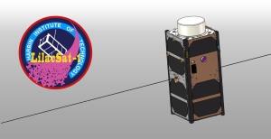 LilacSat-1 CubeSat