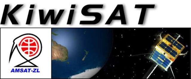 KiwiSat - AMSAT-ZL