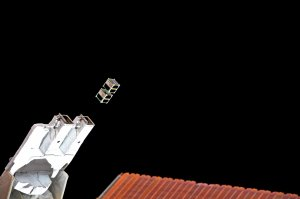 BIRDS-1 CubeSat Constellation Deployment