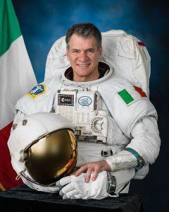 Paolo Nespoli IZ0JPA