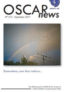 OSCAR News Front Cover Autumn 2017