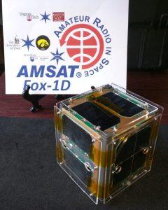 AO-92 / Fox-1D CubeSat