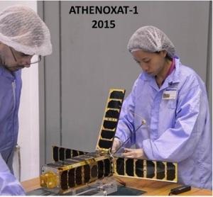 Athenoxat-1 CubeSat 2015
