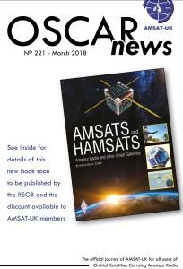 OSCAR News 221 Spring 2018 Front Cover
