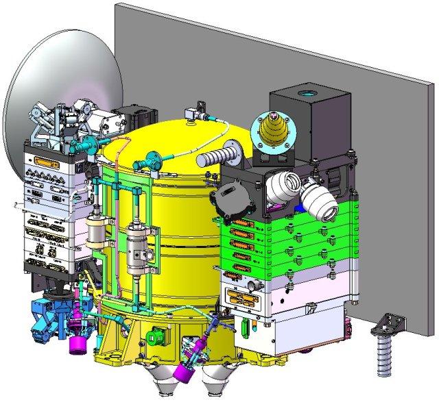 DSLWP Lunar Satellite