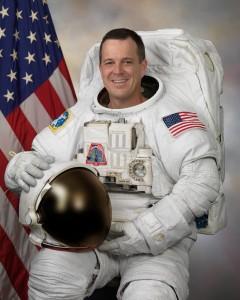 ISS astronaut Ricky Arnold KE5DAU