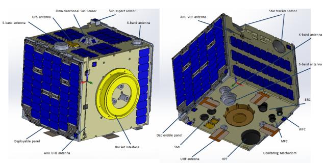 Diwata-2 satellite