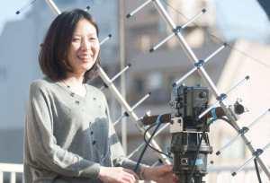 Naomi Kurahara JE6GXN