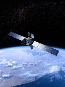 Es'hail-2 Geostationary Satellite - credit Es'hailSat
