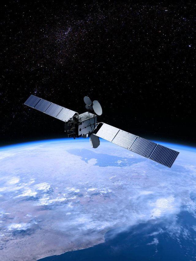 Es'hail-2 Geostationary Satellite - credit Es'hailSat