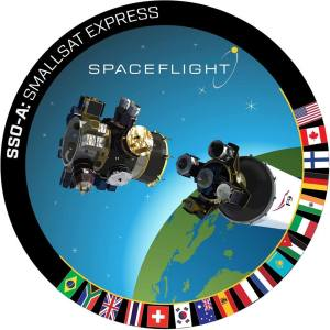 SSO-A Mission Patch