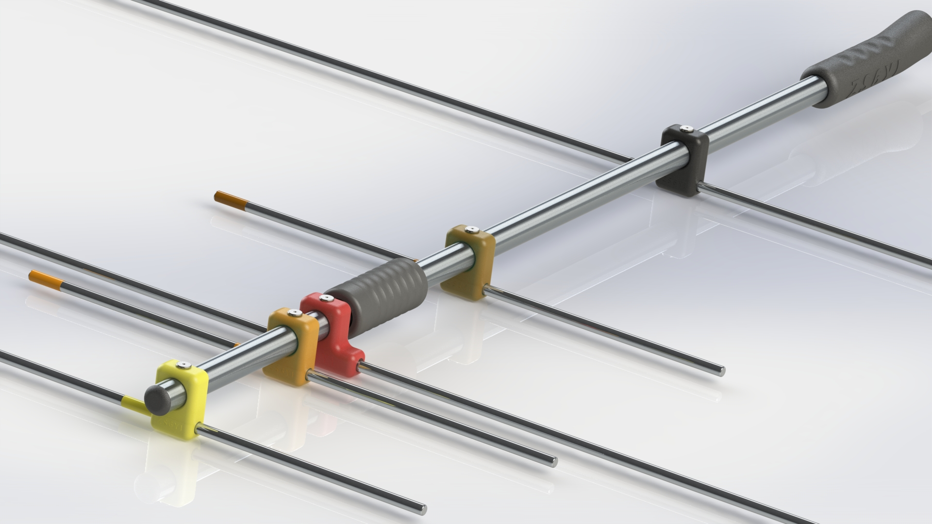 AMSAT SA 2 m / 70 cm dual-band Yagi antenna is now available