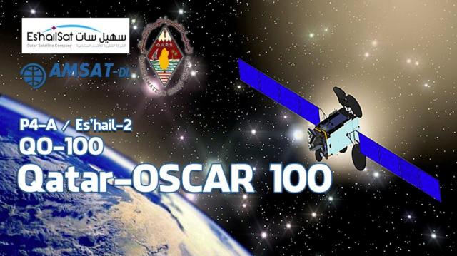 Es'hail-2 Qatar-OSCAR-100