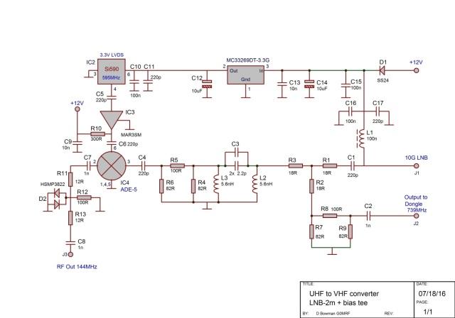 Figure 1 Converter circuit diagram