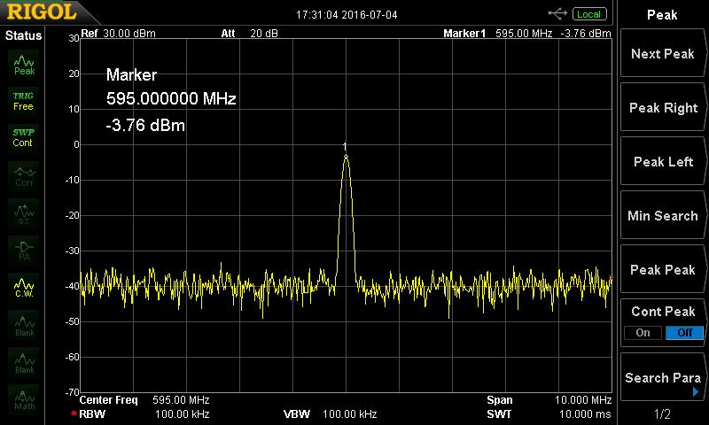 G0MRF UHF-VHF Receive Converter for use with a satellite LNB   AMSAT-UK