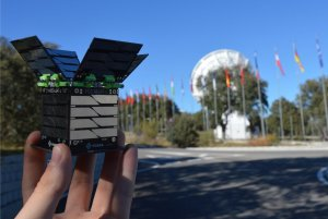 FossaSat-1 PocketQube Satellite