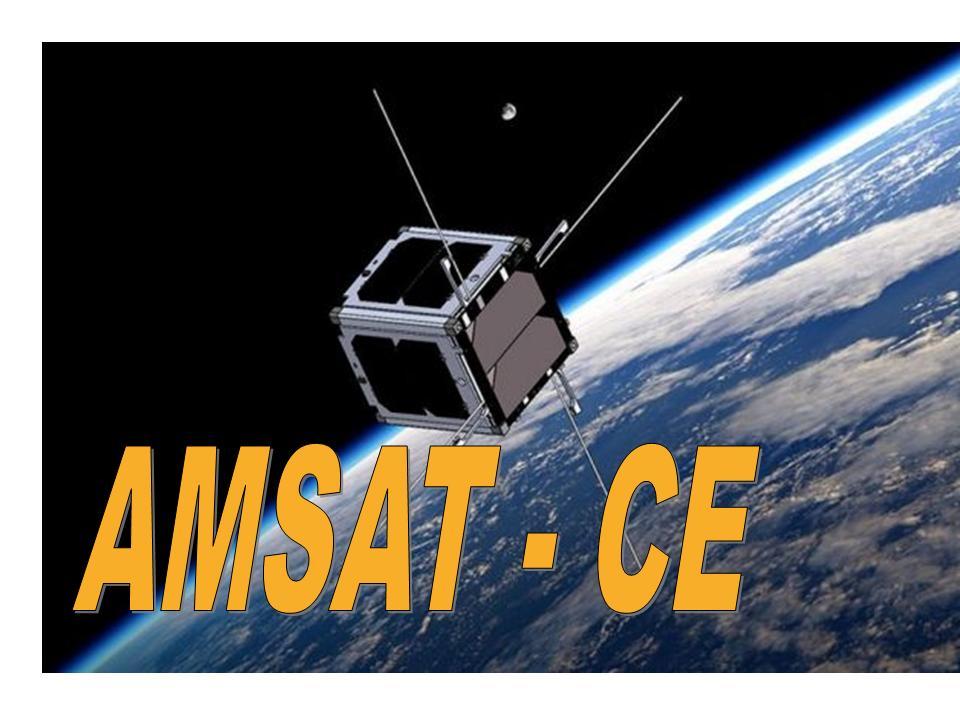Amsat Ce Working On Cesar 1 Fm Transponder Satellite