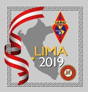 IARU Region 2 2019 Conference Logo