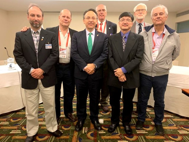 IARU Region 2 Executive Committee 2019-2022