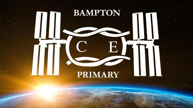 ISS contact with Bampton School
