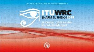 ITU WRC-19 poster