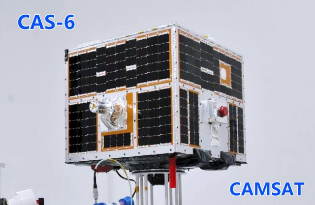CAS-6 Satellite