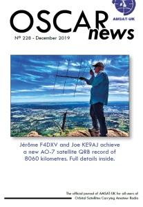 OSCAR News 228 December 2019 front cover
