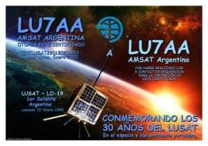 LUSAT Week Certificate