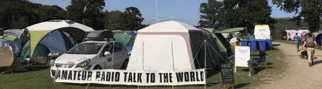 Amateur Radio Talk To The World - Credit G7LFC