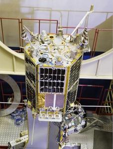 DOSAAF-95 / RS-44 Antennas, 435 MHz top 145 MHz bottom