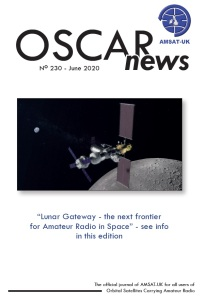 OSCAR News Issue 230 June 2020 Front Cover