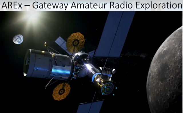 AREx - Gateway Amateur Radio Exploration