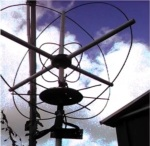 EI6EG 144-435 MHz Dual-band Eggbeater Antenna